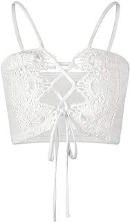 Donna Senza Spalline a fascia Bralette Senza cuciture elastico non imbottito BOOBS TOP
