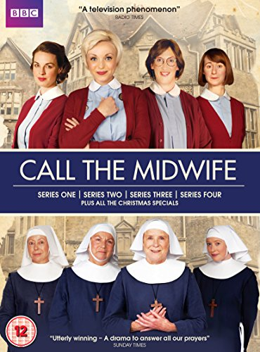 Call the Midwife - Series 1-4 [DVD]