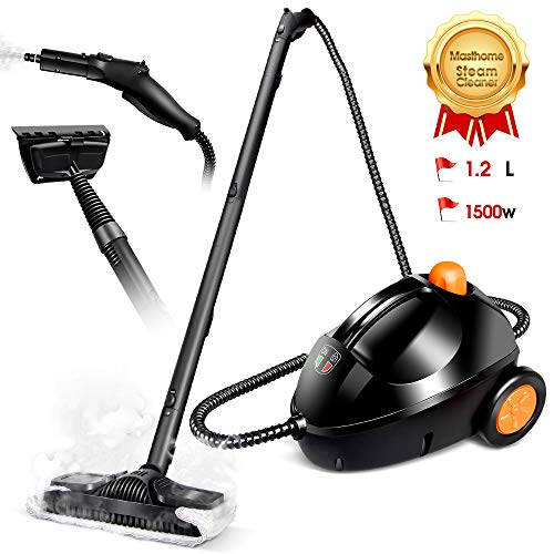 Buy Masthome Steam Cleaner Multi-Purpose Home Heavy Duty Steamer Household Cleaning and Sanitizing S...