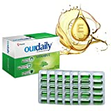 Ourdaily Vitamin E-400mg-Softgel Capsules-nourishes skin, improves hair and eye health, anti-oxidant...