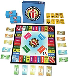Salvation Challenge Board Game by Talicor