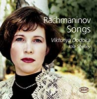 Rachmaninov: Songs