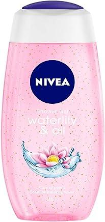 NIVEA Shower Gel, Waterlilly & Oil, 250ml