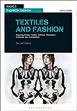 Textiles and Fashion: Exploring printed textiles, knitwear, embroidery, menswear and womenswear (Basics Fashion Design) (English Edition)