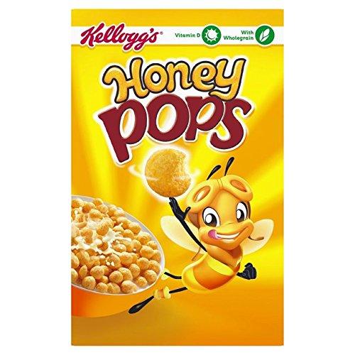 Kelloggs Honig Pops 335g