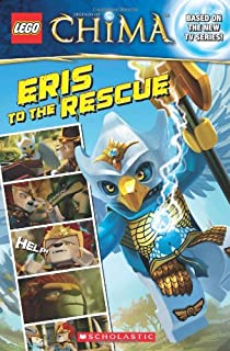 LEGO Legends of Chima: Eris to the Rescue (Comic Reader #3)