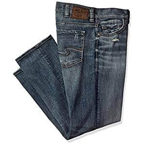 Men's Big and Tall  Straight Leg Jeans