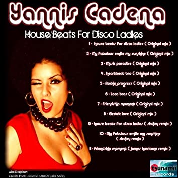 House Beats for Disco Ladies - EP