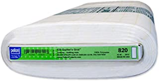 Pellon 820 Fusible Quilter's Grid  45in x 10 yd Bolt