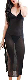 Women Nightwear Women Lingerie Set(black, Free Size)