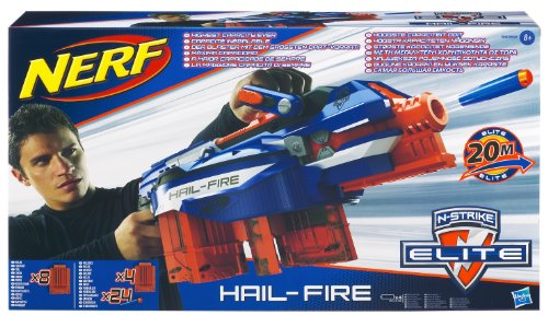 Nerf - Elite Hail Fire (Hasbro 98952148)