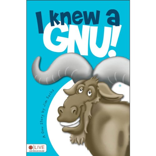 I Knew a Gnu! audiobook cover art