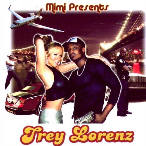 Mimi Presents Trey Lorenz