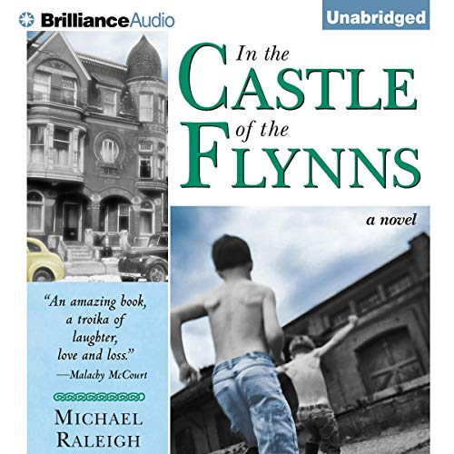 In the Castle of the Flynns audiobook cover art