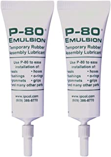 IPC P-80 Emulsion Temporary Assembly & Pump Seal Lubricant