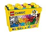 LEGO10698ClassicCajadeLadrillosCreativosGrande,JuegodeConstrucciónparaNiñosyNiñas+4años