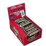 Chia Charge mini flapjack 18 semillas paquete -chia - bar energía - healthy snack-bar - berry - plátano - la sal del mar - mixta box (mezclado 3 sabor box)