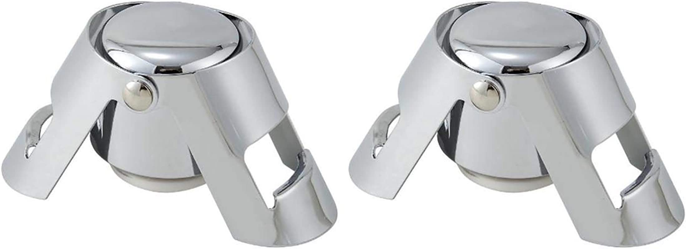 Winco Champagne Bottle Stopper Pack Of 2