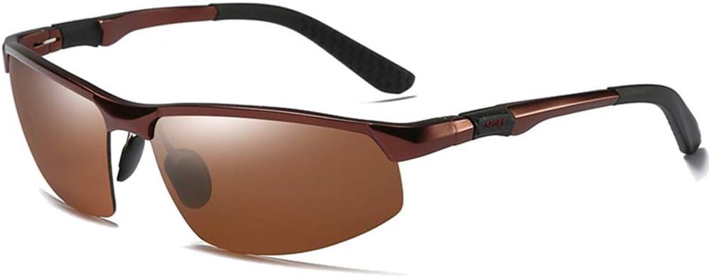 Venhoy Sunglasses Cycling Sports Su OFFicial Aluminum-Magnesium Inexpensive Polarized
