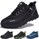 SUADEX Zapatos de Seguridad Hombre Mujer Ligero Zapatillas de Seguridad...