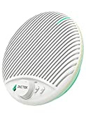 PICTEK White Noise Machine, 10 White Noise and Fan Sound Machine, Memory Feature, Dimmable Warm
