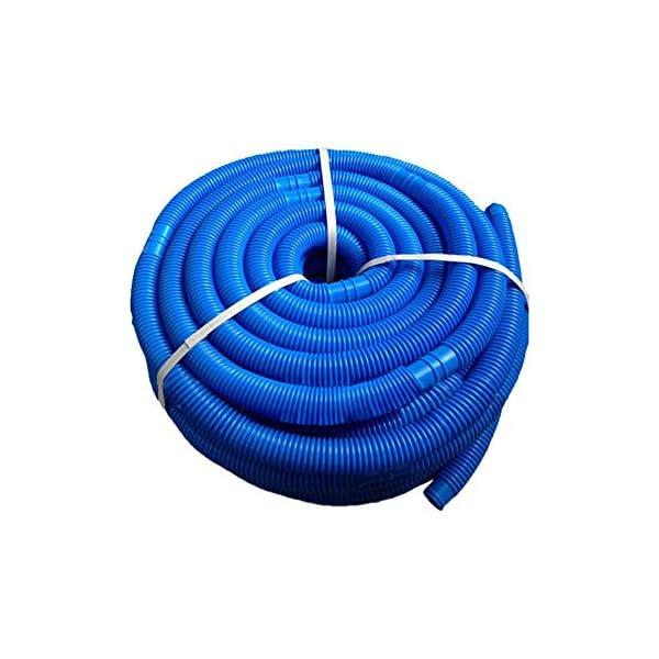 Sue-Supply Manguera De Piscina, Manguera De Agua Piscina, Manguera En Espiral De 38 Mm X 6 M para Bombas De Piscina Y…