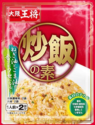 大阪王将 炒飯の素 40.8g ×10個