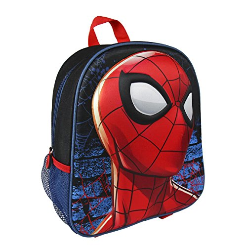 Marvel Spiderman 2100001969 - 31 centimetri 3D EFFETTO Junior zaino