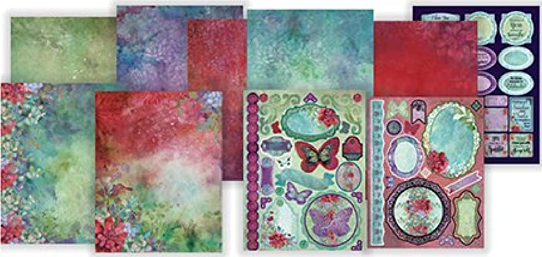 Artful Card Kits by Hot Off The Press   Coordinated Collections for Scrapbooking, Card Making and Gifts - Inspiration at Your Finger Tips (Sunshine & Smiles)