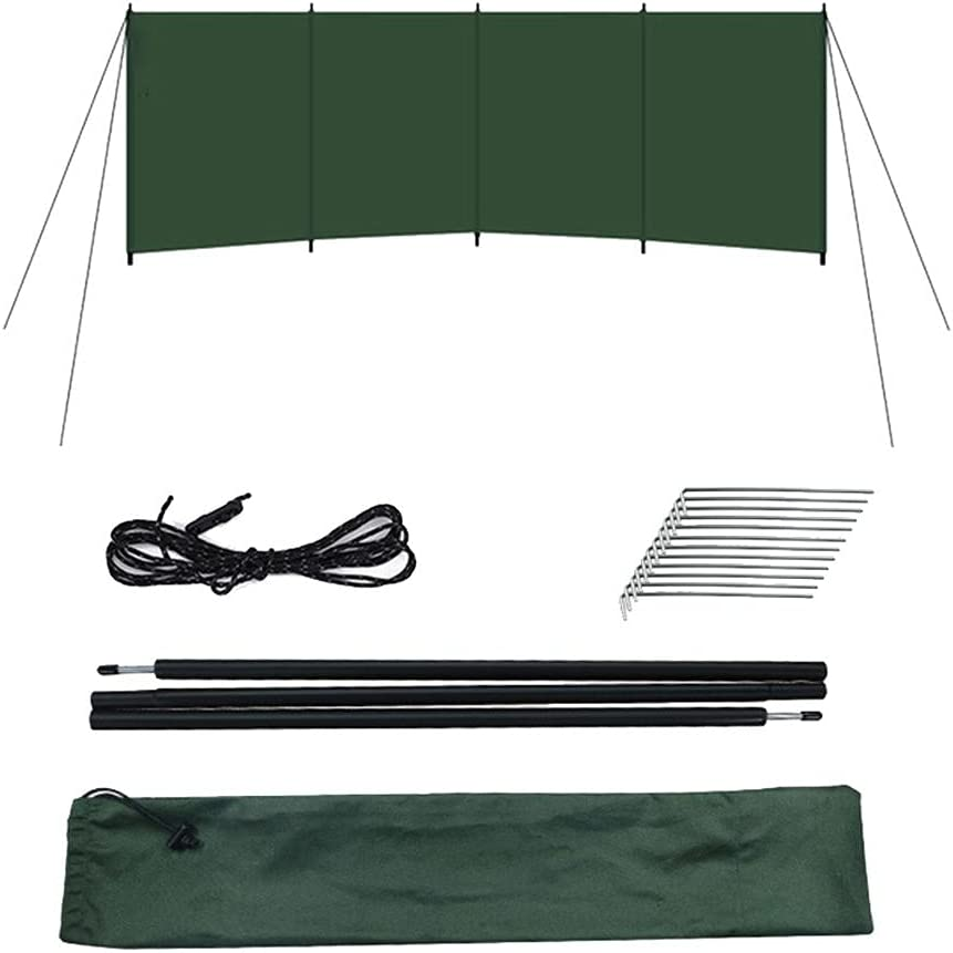 Special sale SEAL limited product item DEIHENG 118 X 55Inch Folding Beach Windbreak Windshield Camping