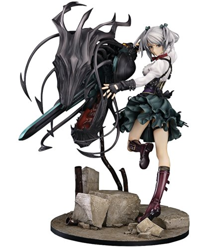 God Eater 2 Ciel Alencon (1/8 scale PVC painted completed product)