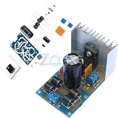LT1083 Piezas y componentes del módulo de fuente de alimentación regulada ajustable Kit de bricolaje Kits de bricolaje electrónicos