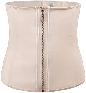 Comfortable/high-quality girdle Women Seamless Bodysuit Shaper Firm Tummy Control Shapewear Slim Full Body Shaping Open Flat Belly Bust Waist Trainer Corset (Color : Beige, Size : 6XL)