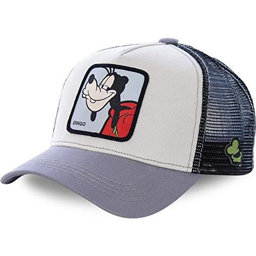 YDXC Caps Snapback Baumwolle Baseball Cap Männer Frauen Hip Hop Papa Mesh Hut Trucker Hut gelten auf Laufen Reisen Angeln etc-Goofy