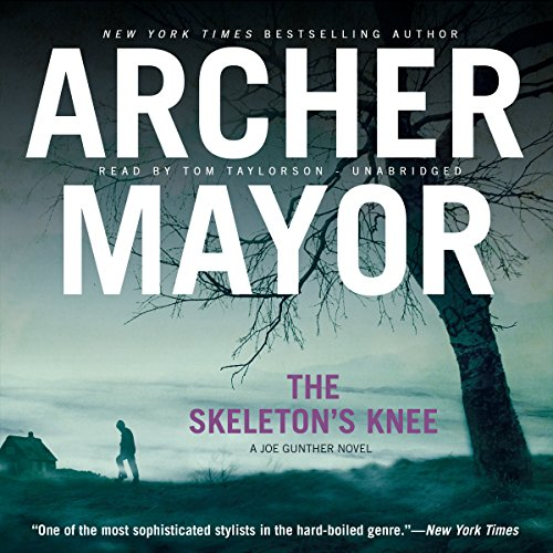 The Skeleton's Knee audiobook cover art