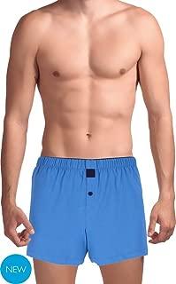 The DON Jersey Turkuaz%100 Pamuk Erkek Boxer