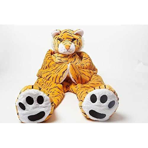 Amazon Com Snoozzoo The All New Tiger Children S Stuffed Animal
