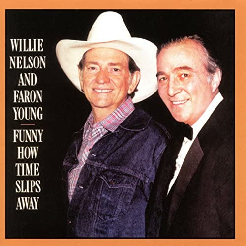 Willie Nelson feat. Faron Young