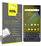 dipos I 3x Screen Protector compatible with Blackberry Key