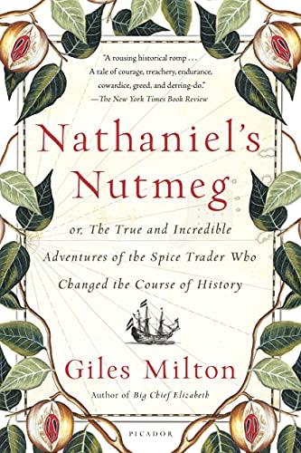Nathaniel's Nutmeg Book