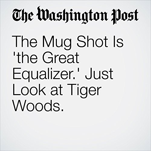 The Mug Shot Is 'the Great Equalizer.' Just Look at Tiger Woods. audiobook cover art