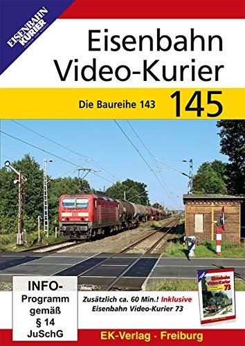 Eisenbahn Video-Kurier 145 - Die Baureihe 143