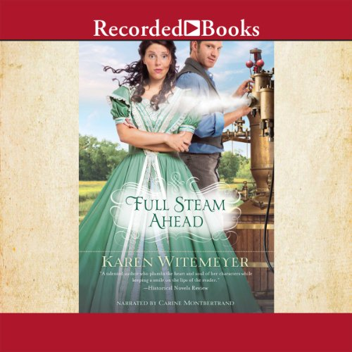 Full Steam Ahead audiobook cover art