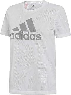 تي شيرت واي جي تي ار ايرو من اديداس White (White ) (Manufacturer Size:140)