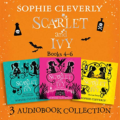Scarlet and Ivy: Audio Collection Books 4-6 Titelbild