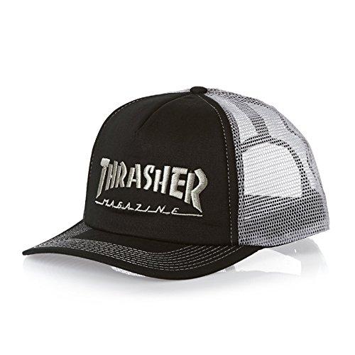 Casquette de Camionneur Mesh Cap Thrasher - Noir