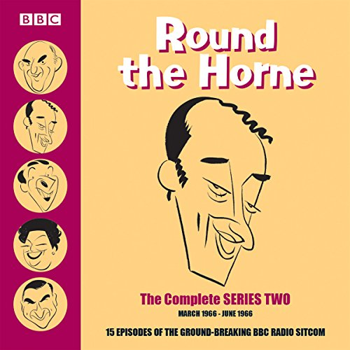 Round the Horne: Complete Series 2 cover art