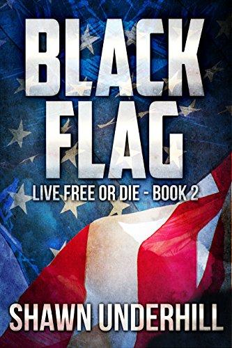 Black Flag by Shawn Underhill  ebook deal