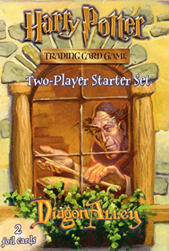 Harry Potter: Trading Card Game: Booster: Diagon Alley: Two-Player Starter Set