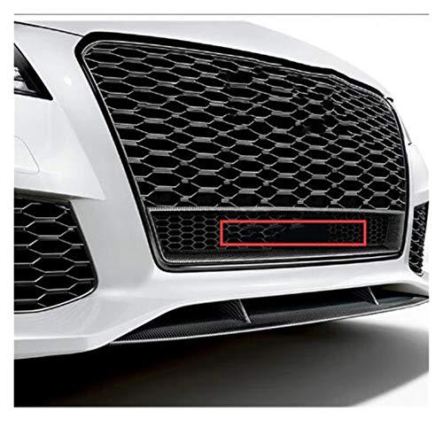 XINGFUQY Auto-Styling-Front-Niederwabe-Abzeichen-Vier-Rad-Laufwerk-Logo Fit für Audi Quattr A6L Q3 Q5 Q7 RS3 RS3...